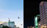 Tìm cảnh lạ nơi phố quen qua bộ ảnh 'Chuyện 69' của sao Việt