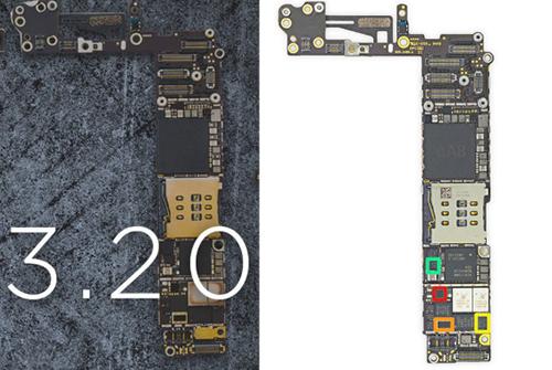 Thư mời HTC U12 dùng ảnh linh kiện iPhone để minh họa - 1