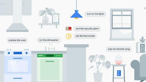 Google Assistant có thể hỗ trợ nhiều thiết bị smarthome nhất trên thị trường hiện nay.