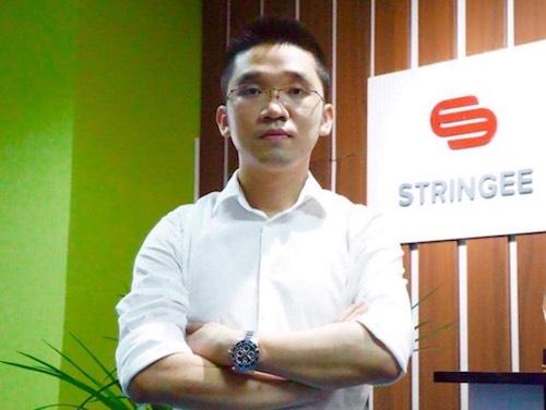 Đậu Ngọc Huy, Đồng sáng lập Stringee.