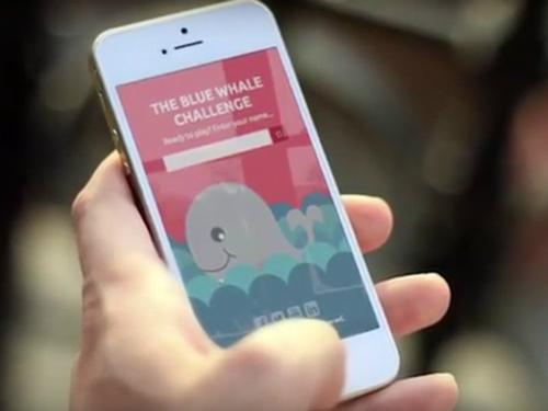 Blue Whale Challenge là trò chơi dựa trên mạng xã hội và ứng dụng di động.