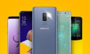 10 smartphone bán chạy nhất tháng 4/2018
