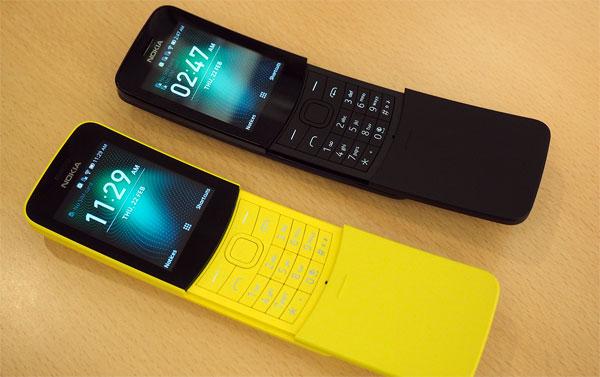 Nokia 8110 giá 1,68 triệu đồng ở Việt Nam