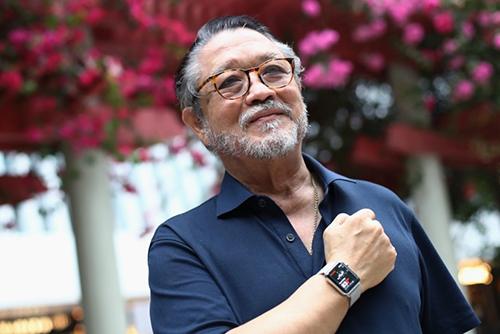 ÔngGaston DAquino nói rằng Apple Watch đã cứu mạng mình. Ảnh: SCMP.