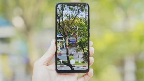 Vivo Y85 - điện thoại tầm trung với nhiều tính năng mới - 1