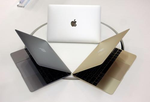 MacBook 12 inch đẹp nhưng yếu.
