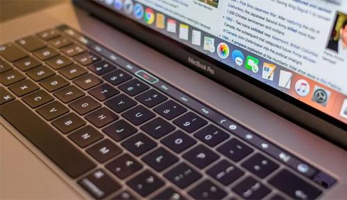 Tỷ lệ lỗi bàn phím trên MacBook Pro mới là khá cao.