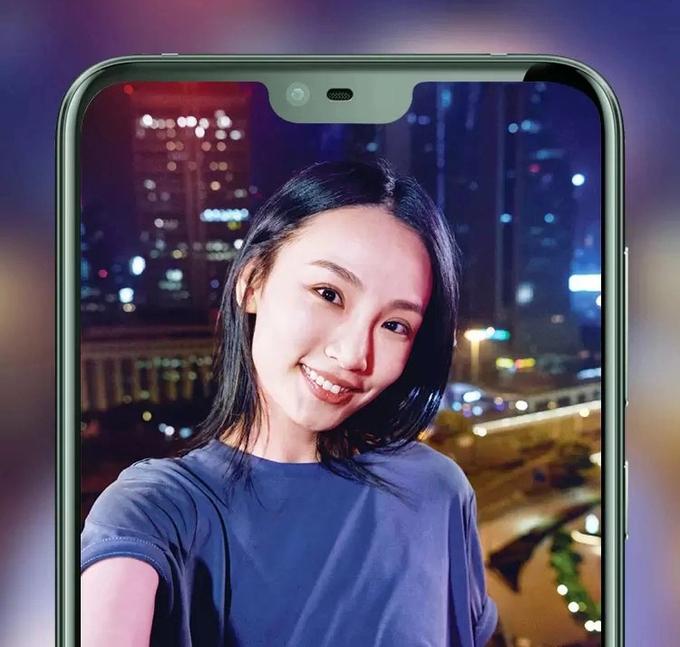 Nokia X6 màn hình \