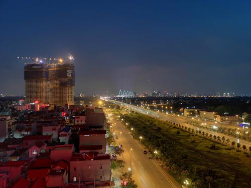 Smartphone mới của Huawei gây ấn tượng khi chụp thiếu sáng.