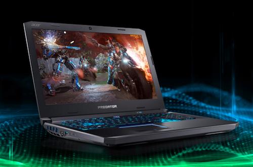 Acer ra mắt quái thú chiến game Predator Helios 500