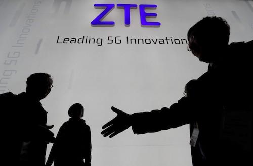 ZTE sẽ được Mỹ gỡ lệnh cấm.