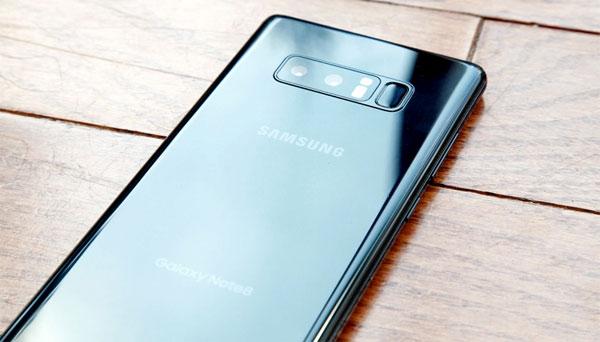 Galaxy Note 9 có bản RAM 8GB, bộ nhớ tốc độ cao