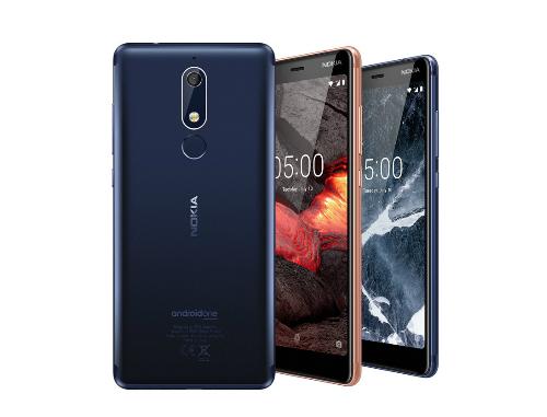 Nokia 5.1.
