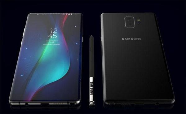 Galaxy Note 9 có thể ra mắt ngày 9/8