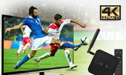 Android Box TV giá rẻ ăn theo mùa World Cup