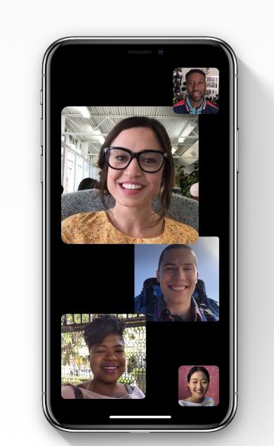 Apple ra iOS 12 với giao diện cũ, nhiều tính năng mới - 3