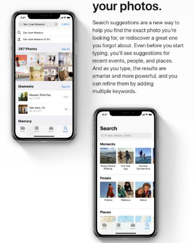 Apple ra iOS 12 với giao diện cũ, nhiều tính năng mới - 1