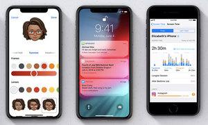 Apple ra mắt iOS 12 với giao diện cũ, nhiều tính năng mới