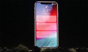 Những iPhone, iPad nào có thể lên iOS 12