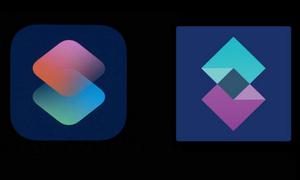Logo Shortcuts trên iOS 12 vừa ra mắt đã bị kiện