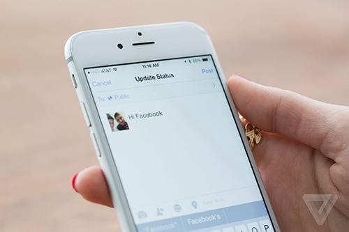 Người dùng nên xem xét kỹ chế độ hiển thị khi đăng tải trạng thái trên Facebook.