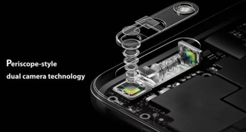 Camera kép mỏng nhưng hỗ trợ zoom quang học 5X là công nghệ từng được giới thiệu từ triển lãm MWC 2016.