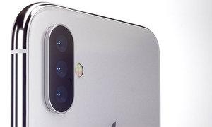 Bản vẽ iPhone 2018 để lộ thiết kế ba camera