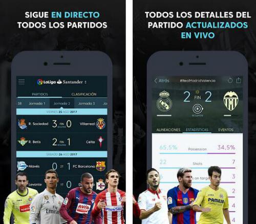Ứng dụng miễn phí của La Liga lại là công cụ bảo vệ bản quyền truyền hình bằng cách theo dõi người dùng. Ảnh: Rapidnews.
