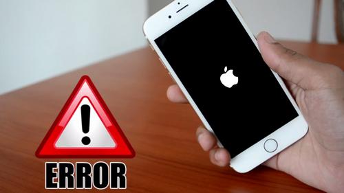 Một trong các lỗi iPhone 7 gặp phải là treo táo.