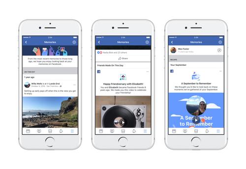 Tính năng ôn chuyện cũ mới của Facebook bị đánh giá dư thừa