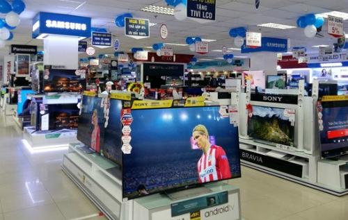 World Cup 2018 kéo doanh số thị trường TV trong nước tăng vọt trong những tháng hè.