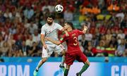 Công nghệ VAR quyết định bàn thắng trong trận Bồ Đào Nha - Tây Ban Nha