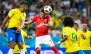 Brazil thắc mắc về VAR sau trận chia điểm với Thụy Sĩ