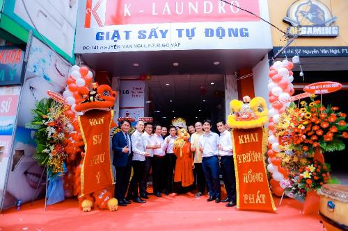 Một chi nhánh mới khai trương tại Gò Vấp (TP HCM).
