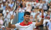 Sao quần vợt Djokovic vui vì VAR được chấp nhận tại World Cup