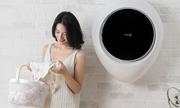 Xiaomi ra máy giặt treo tường hình giọt nước