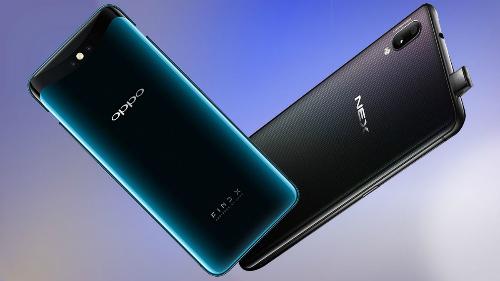 Oppo Find X và Vivo NEX đều sở hữu hệ thống camera độc đáo.