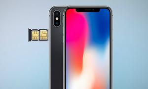 iPhone 2018 có phiên bản 2 sim