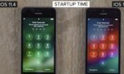 iOS 12 giúp iPhone 5s chạy nhanh hơn đáng kể