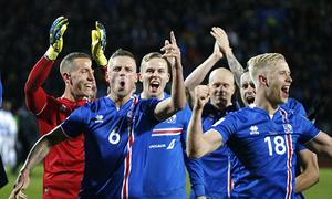 Iceland vô địch 'World Cup tốc độ mạng'