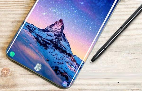Galaxy Note 9 có pin lớn hơn, bút S Pen điều khiển từ xa