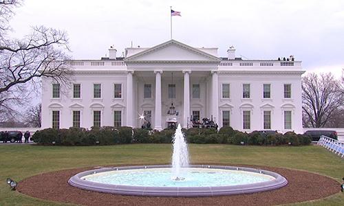 Thiết bị theo dõi được phát hiện xung quanh Nhà Trắng.