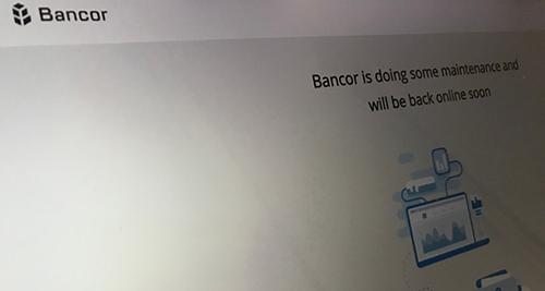 Sàn Bancor phải ngừng hoạt động sau khi bị tấn công.
