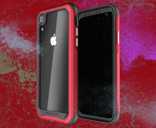 Mẫu iPhone với mặt trước của iPhone X và mặt lưng của iPhone 8. Ảnh: Slashgear.