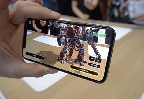 Thực tế tăng cường được dự đoán là tương lai của Apple.