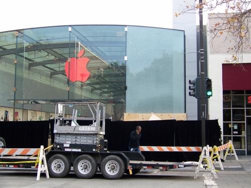 Những vụ cướp trị giá hàng trăm nghìn USD nhằm vào Apple Store - 1