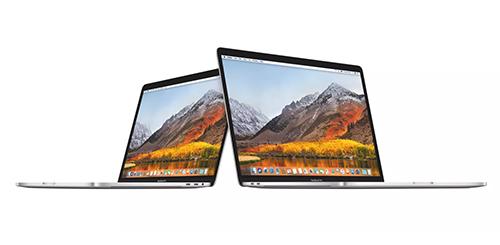 MacBook Pro mới giữ nguyên kiểu dáng.