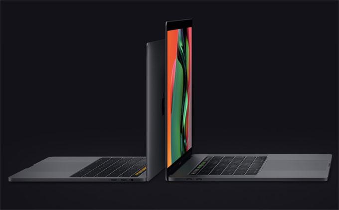 MacBook Pro nâng cấp phiên bản 2018, giá cao kỷ lục