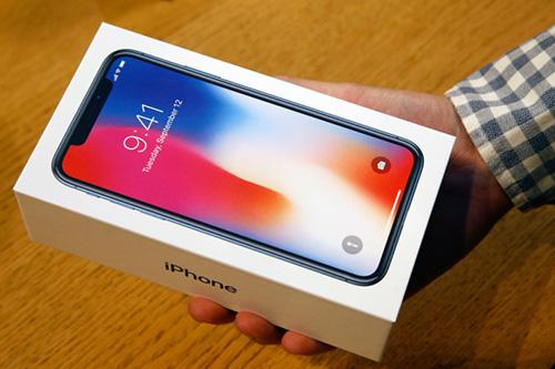 iPhone X bán thấp hơn kỳ vọng của các nhà cung ứng linh kiện. Ảnh minh họa.