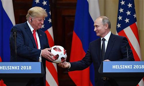 Donal Trump và Putin đã gặp nhau tại Helsinki.